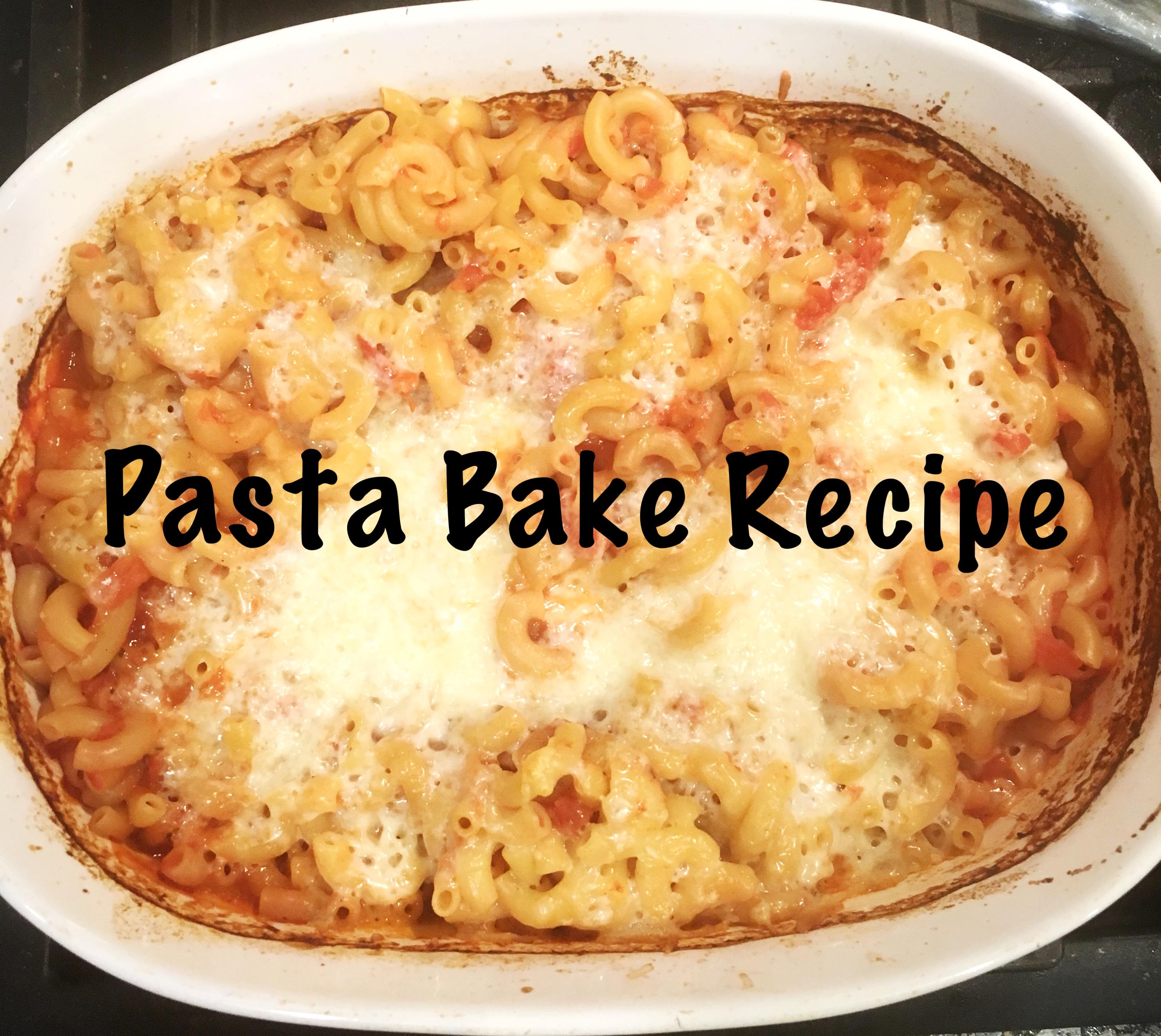 Easy Pasta Dinner Recipe Sweet Frugal Life