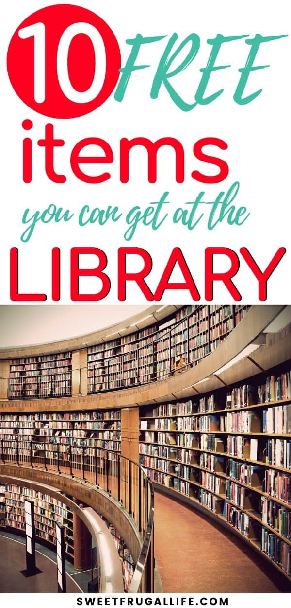 what can i check out for free at the library