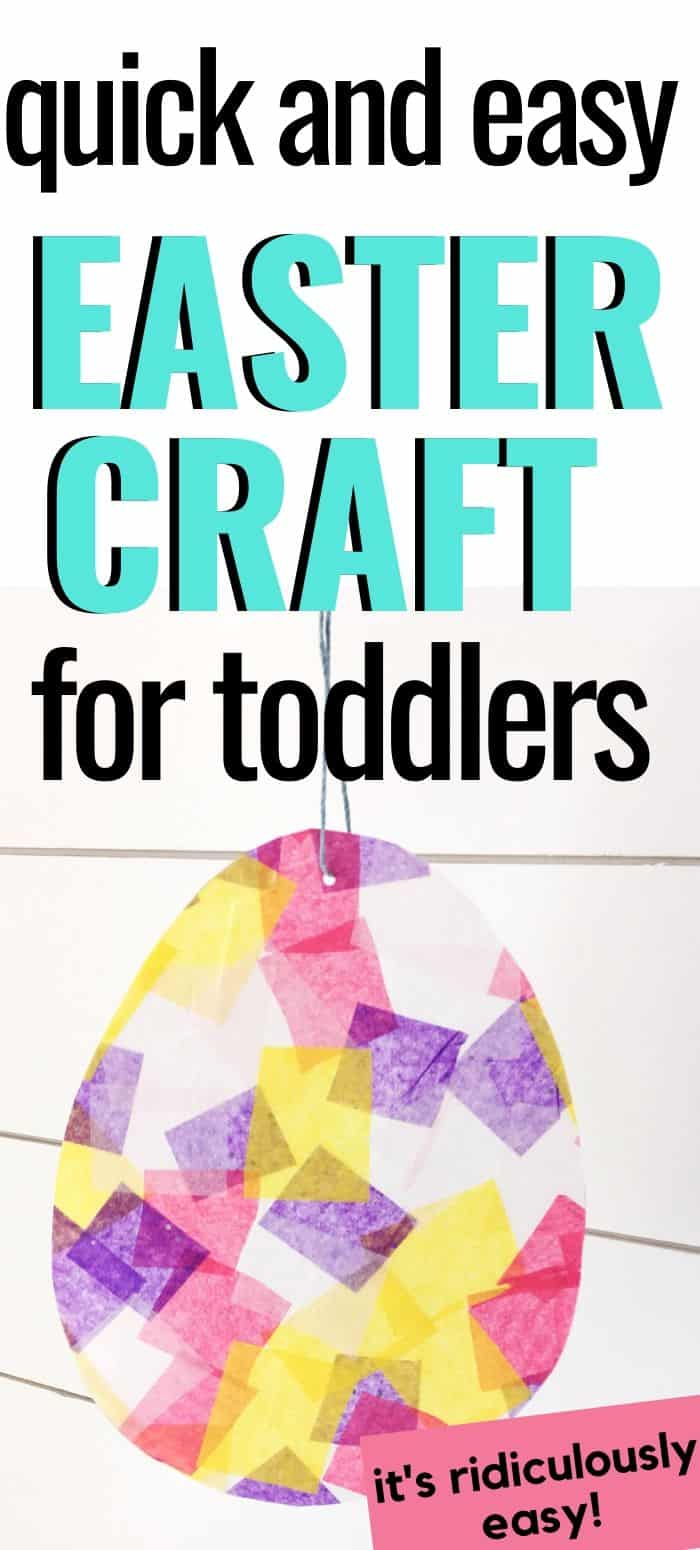 toddler easter craft ideas