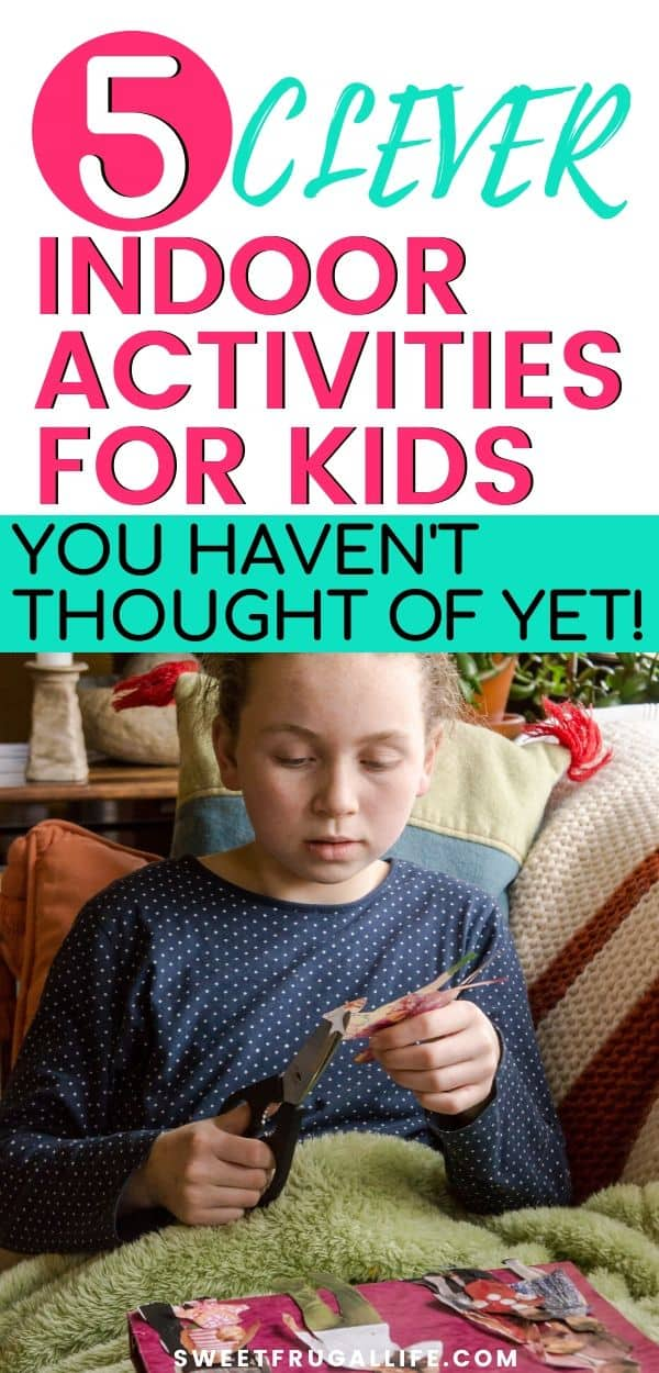 fun activities for kids today at home