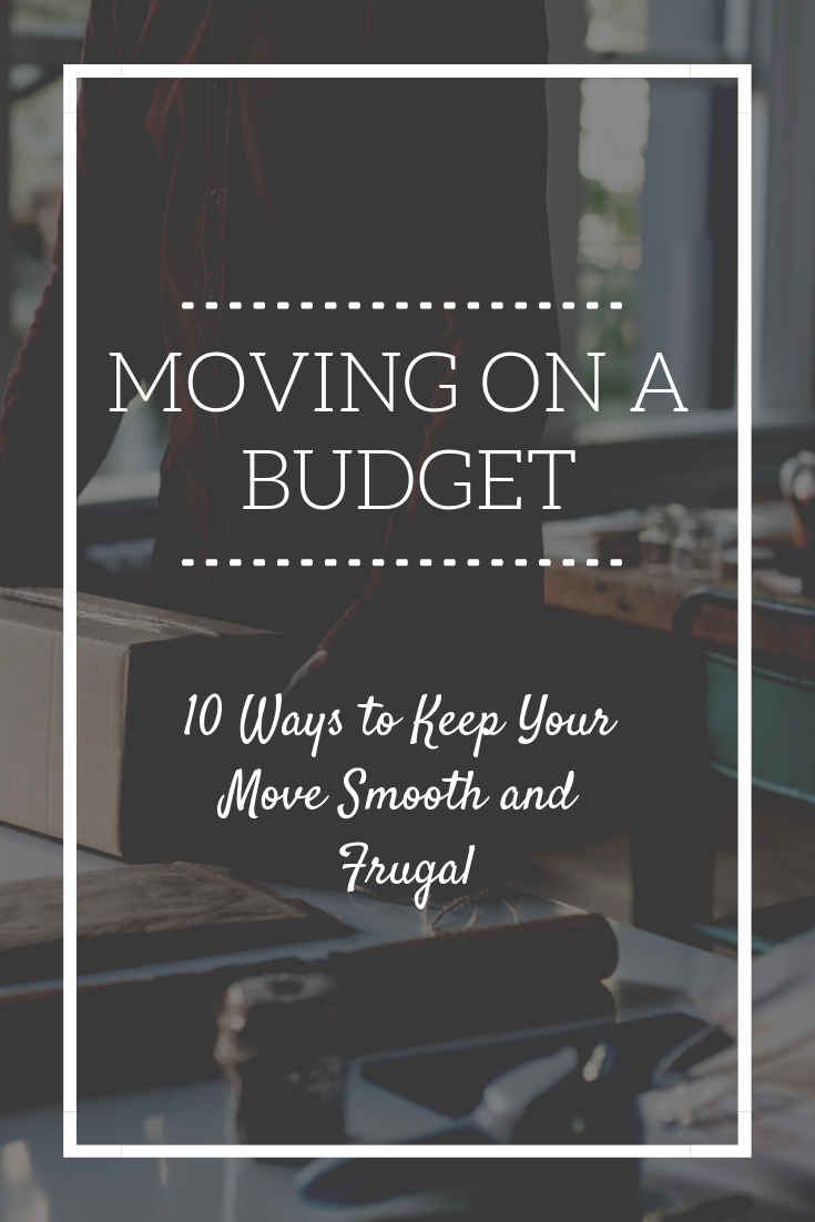 moving on a budget