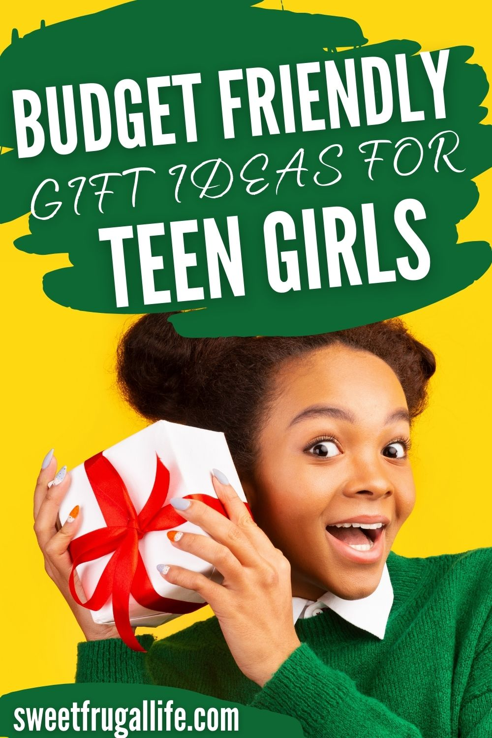 budget friendly gifts for teen girls - christmas gift ideas for teens