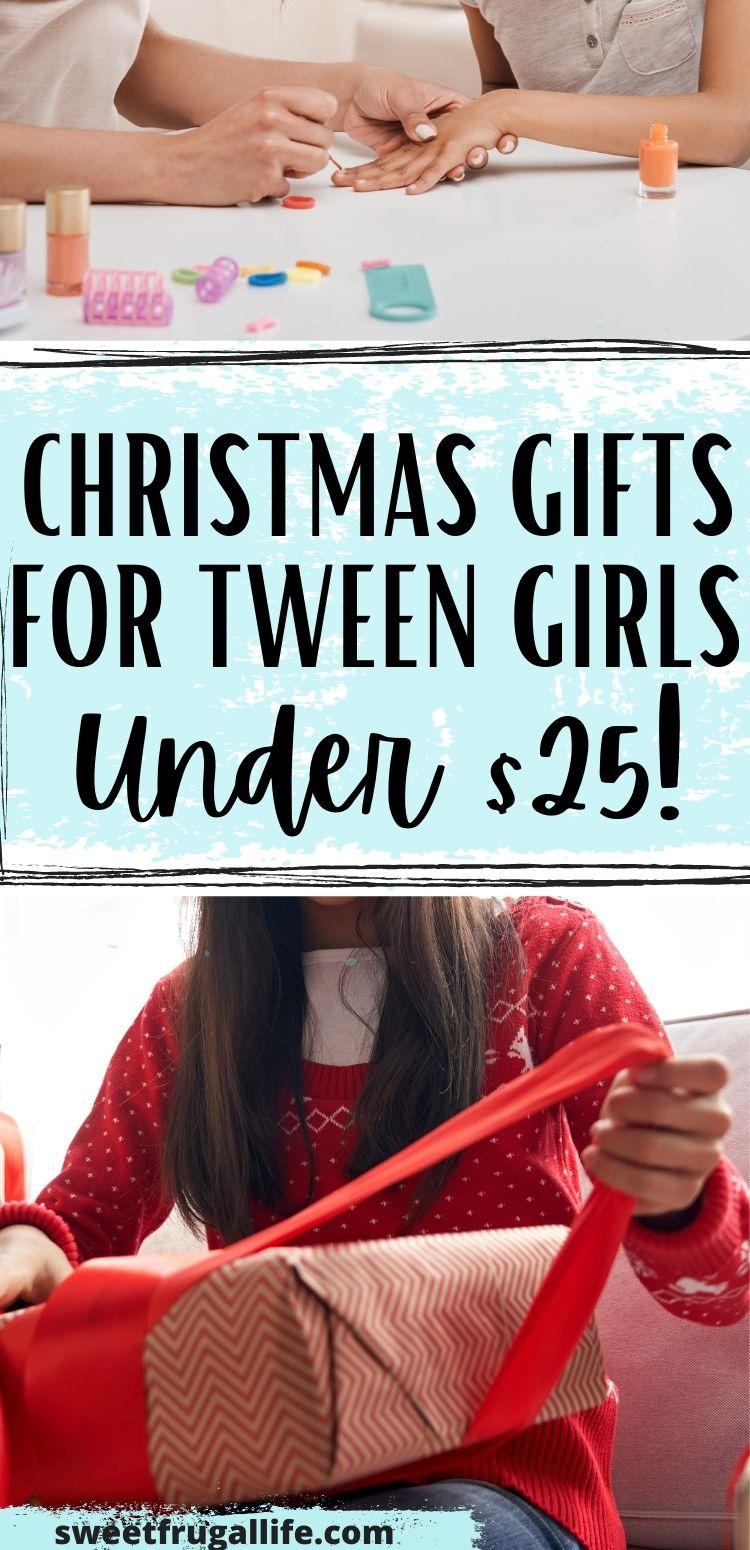 christmas gifts tween girls - tween girl gifts