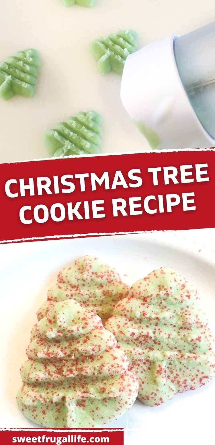 easy christmas cookie recipe for kids - fun kids recipe for Christmas