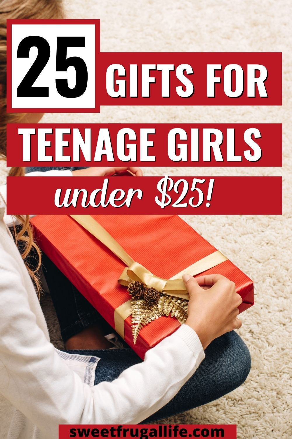 gift ideas for teen girls under $25 - cheap gifts for teens.