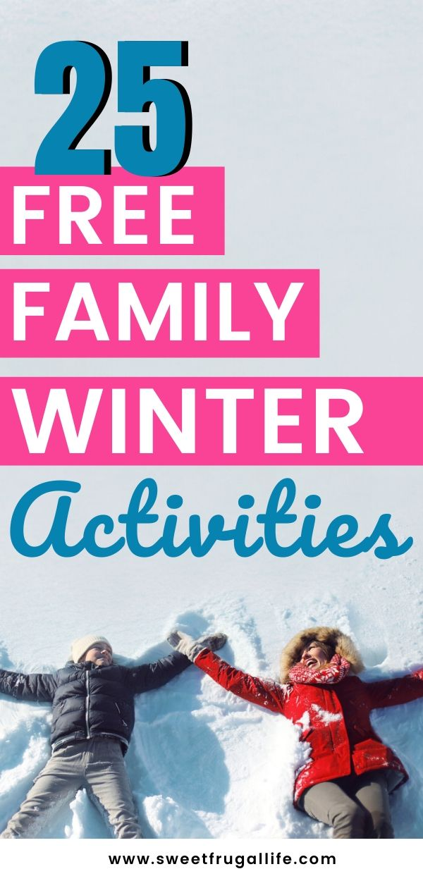 Free Family Winter Activities