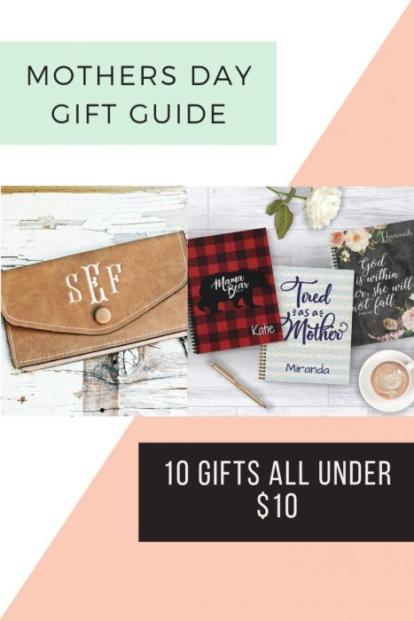 10 Gifts for Mom Under $10 & 10 Gifts for Mom Under $10 - Sweet Frugal Life
