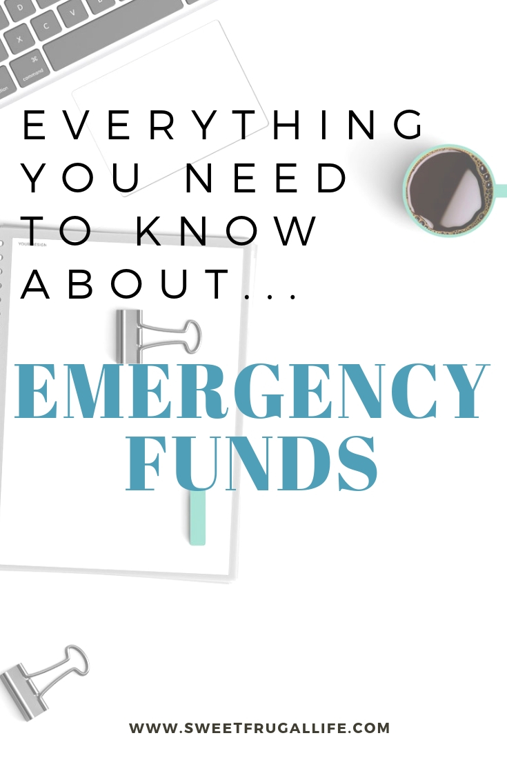 Everything You Need to Know About Emergency Funds