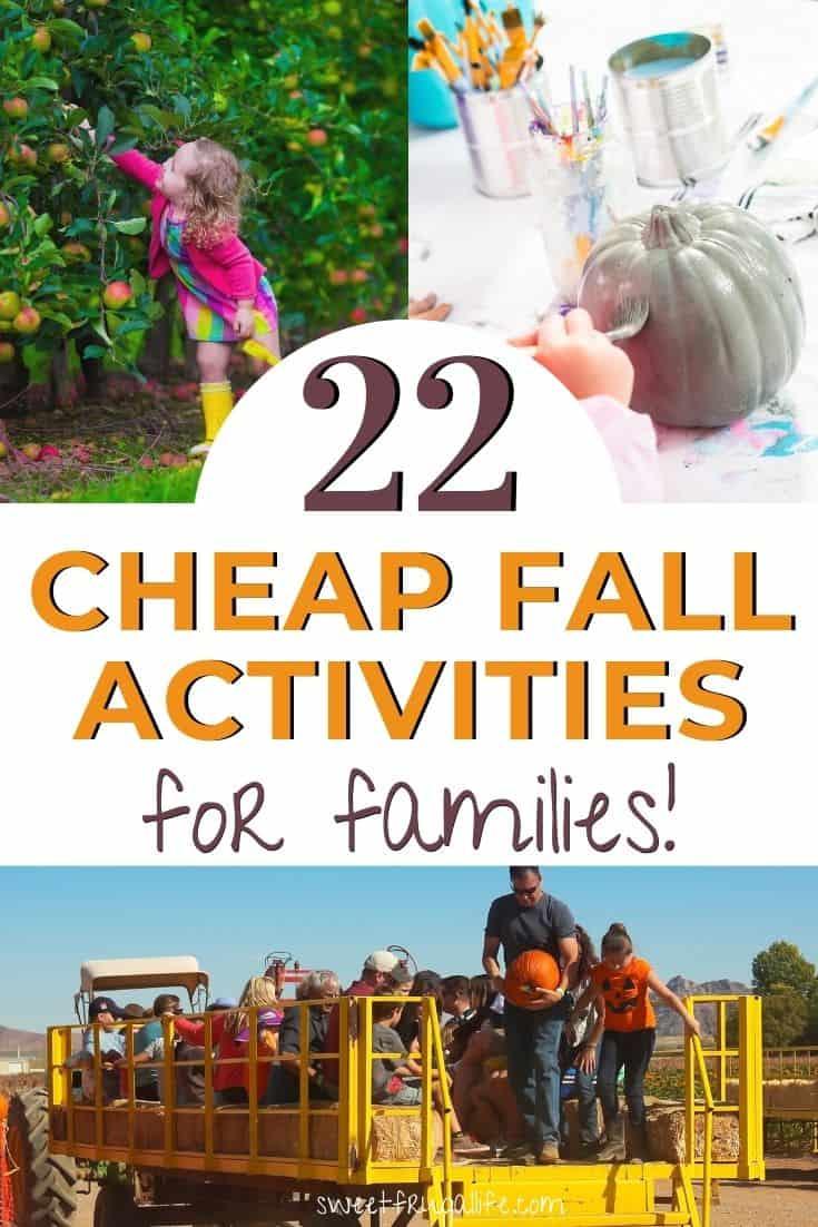 fall bucket list ideas - fun activities for fall