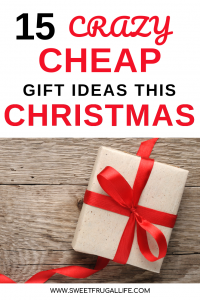 15 Crazy Cheap Gift Ideas for Christmas