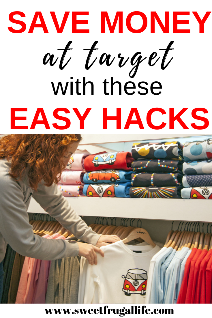 Save Money at Target with these easy hacks