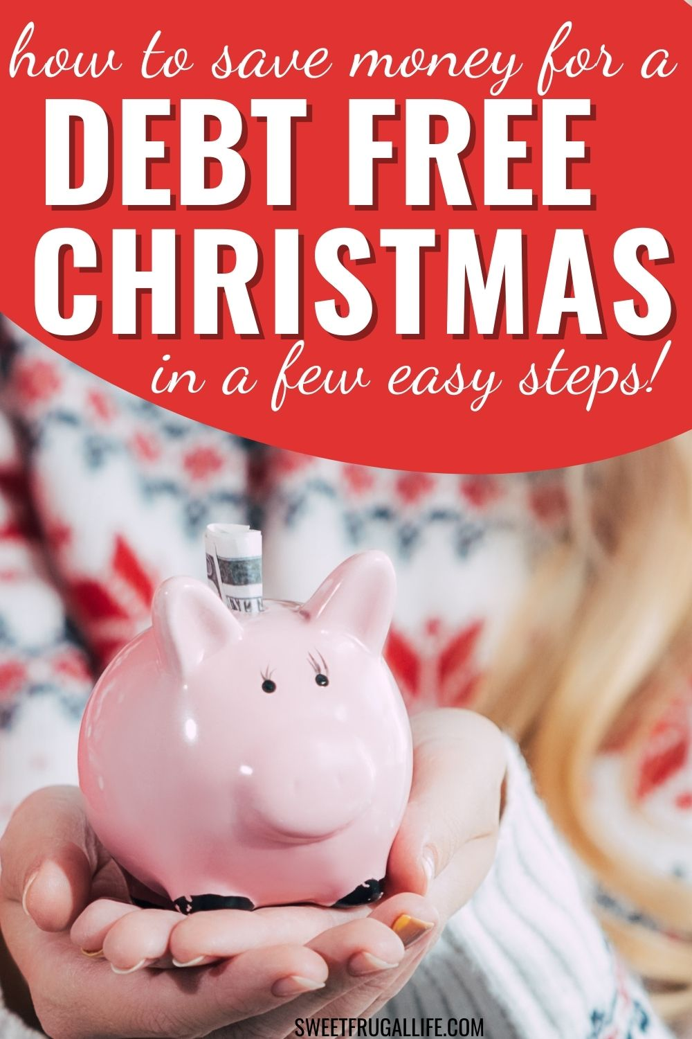save money for christmas - debt free christmas