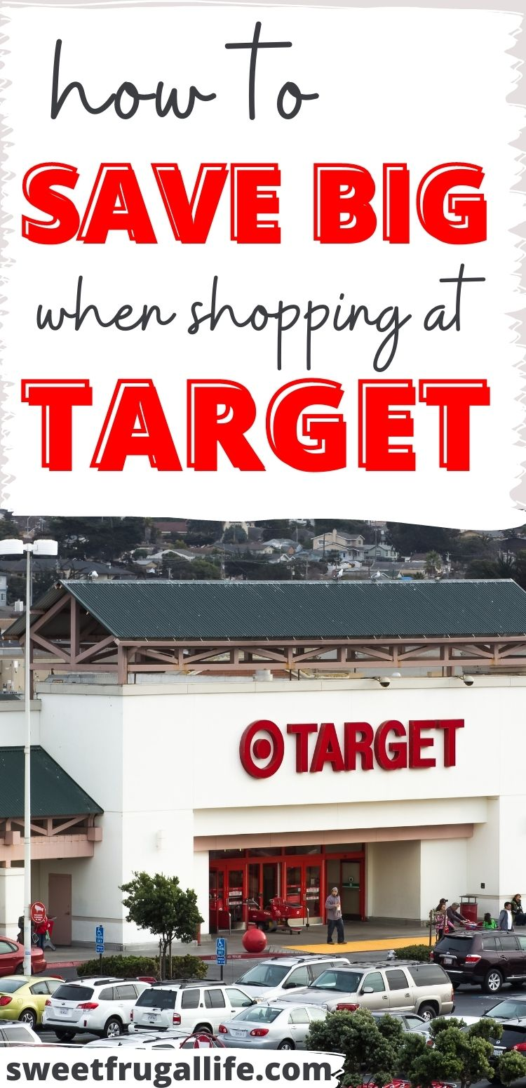 how to save money at Target - Target saving tricks
