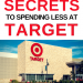 10 Secrets to Spend Less at Target