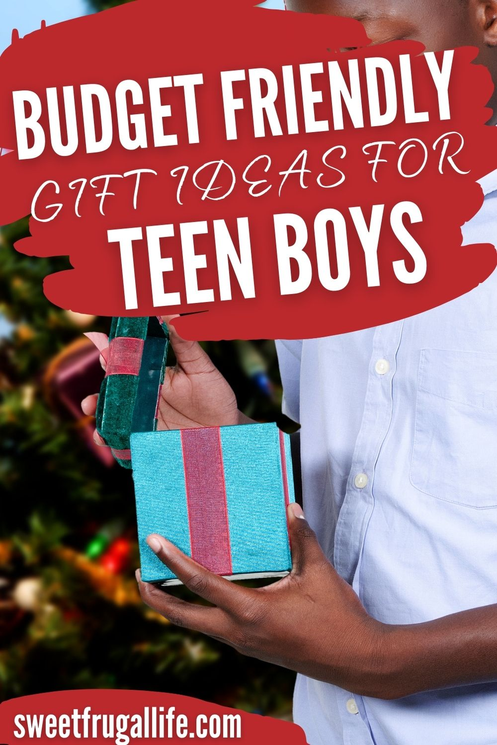 budget friendly gifts for teen boys - what to buy teenage boys for christmas