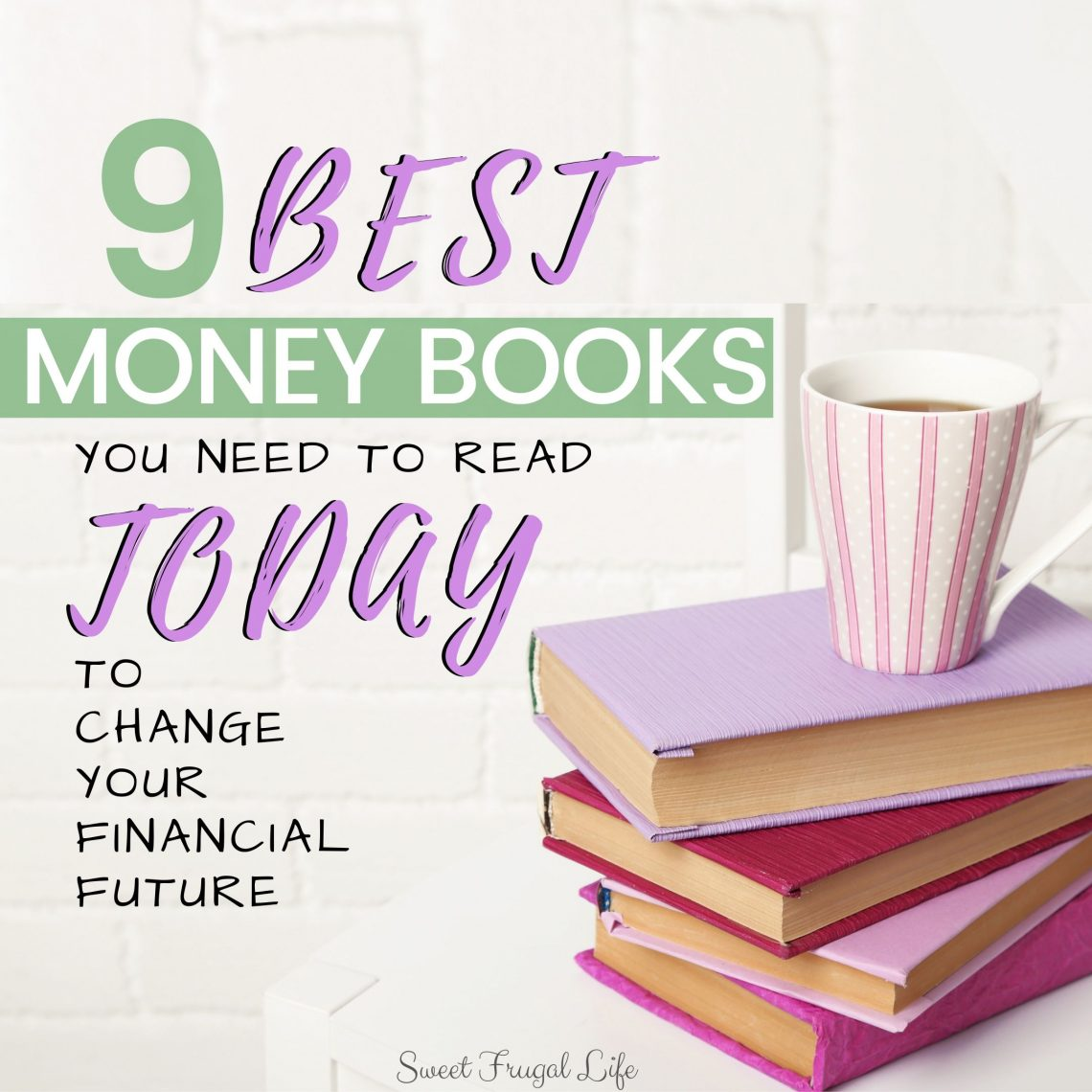 Best Money Books to Save Money