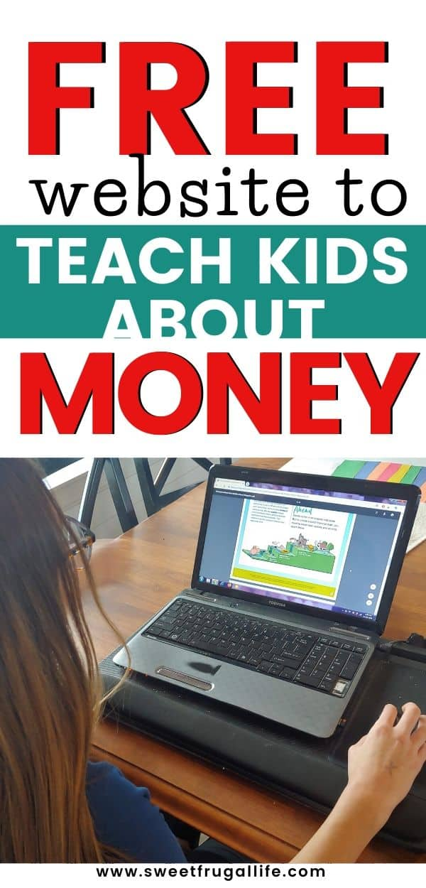 free lessons for kids to learn about money