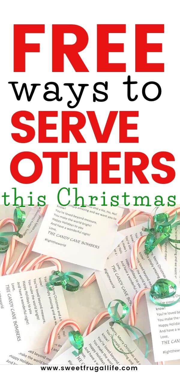 Free Secret Santa Ideas - Serve and Give Frugal
