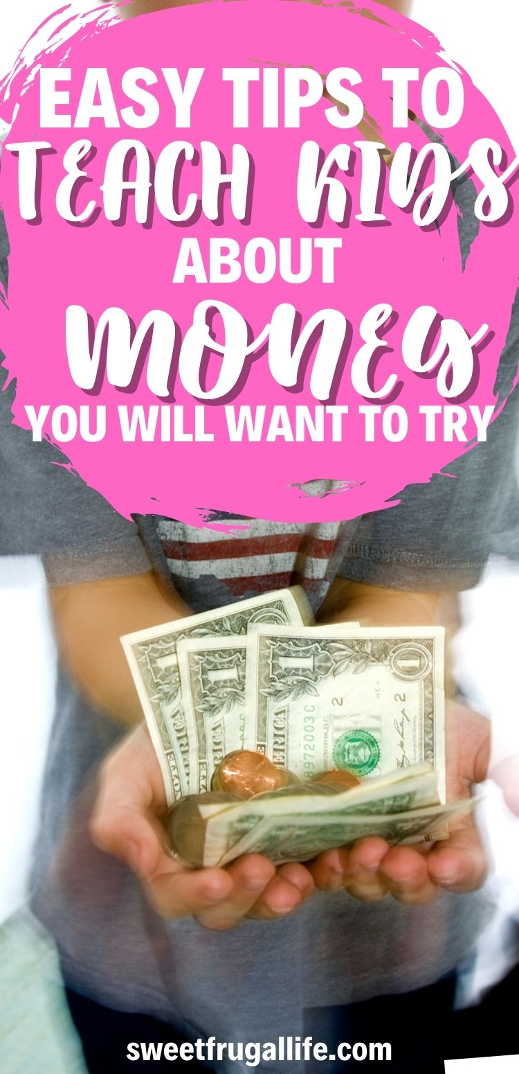 how to teach your kids about money - best ways to help kids understand finances