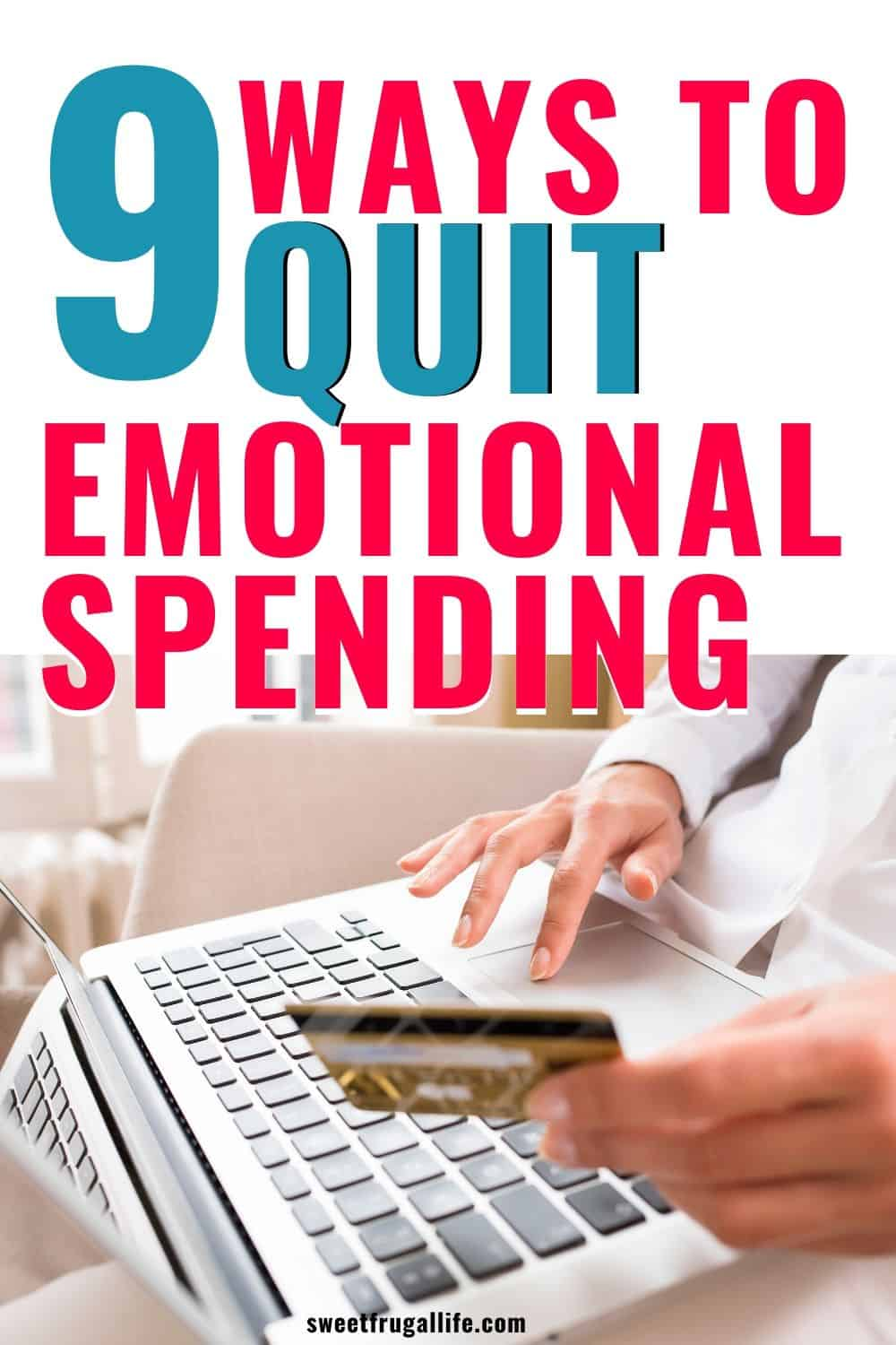 quit emotional spending