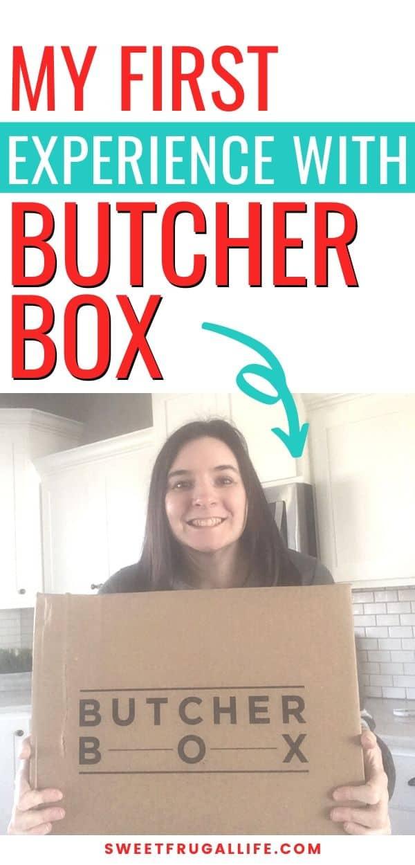 butcher box experience