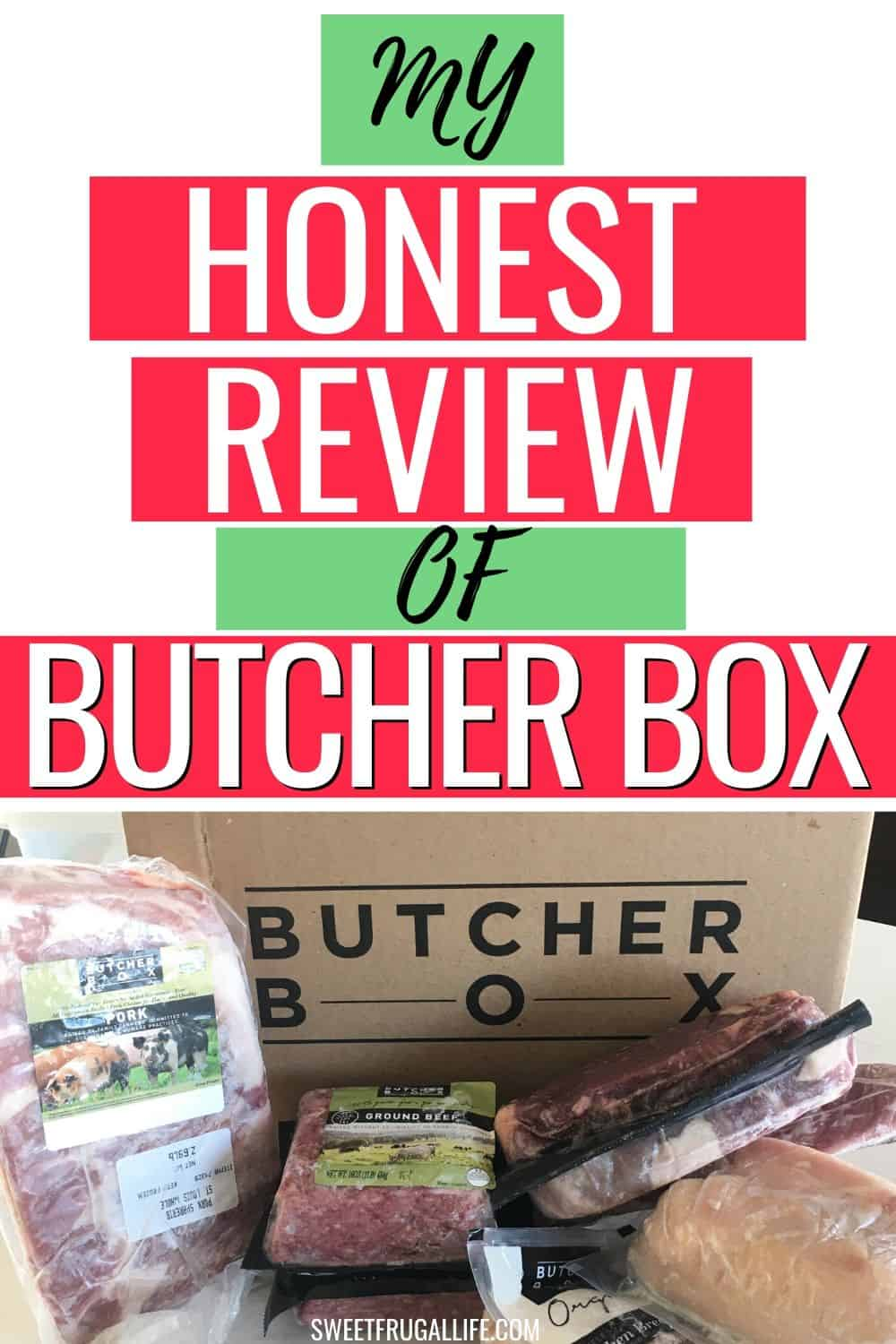 honest review of butcher box