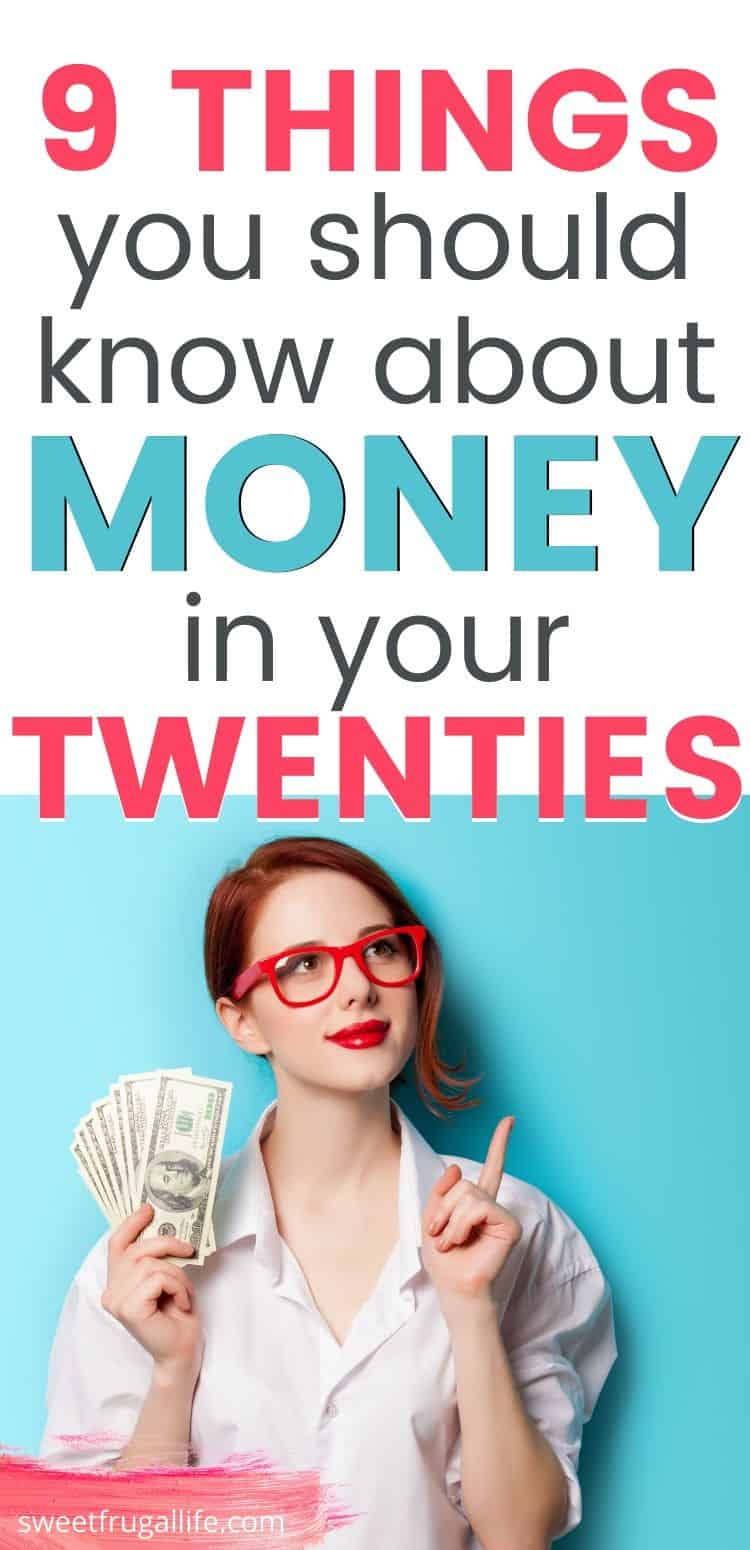 what you should know about money in your twenties