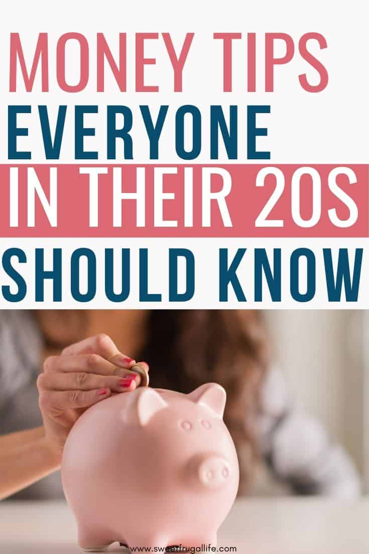 money tips for people in their 20s