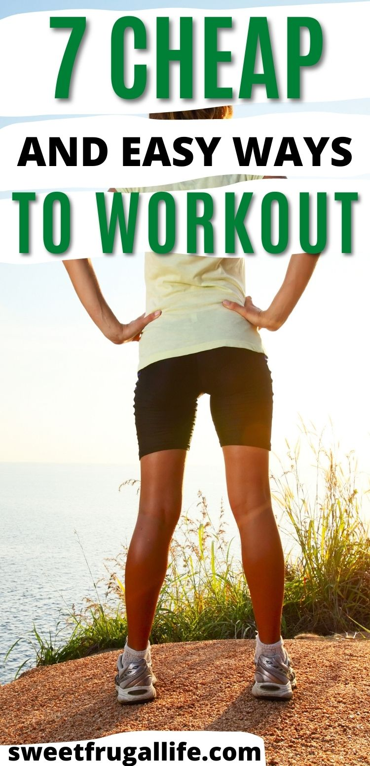 cheap ways to workout - workout for free