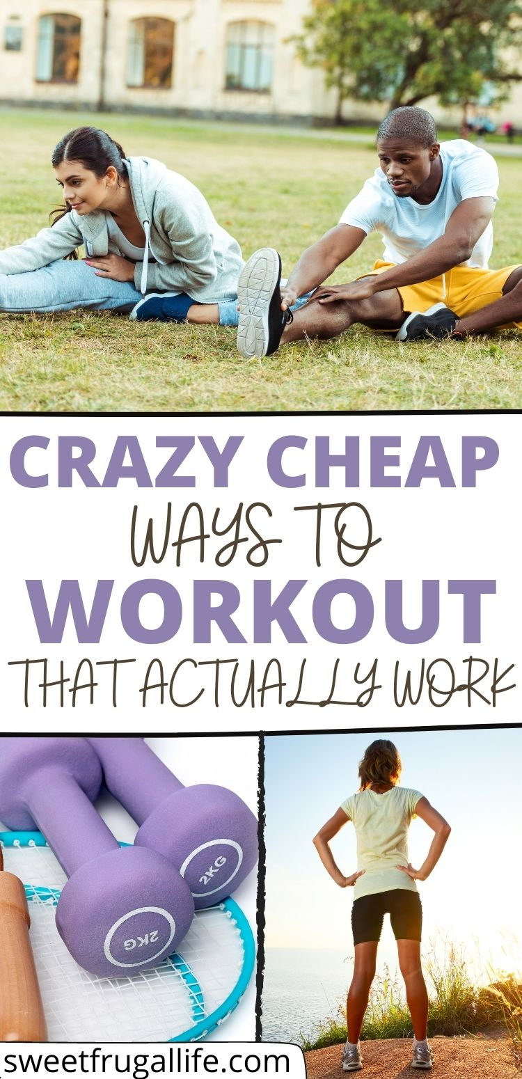 easy ways to workout for free
