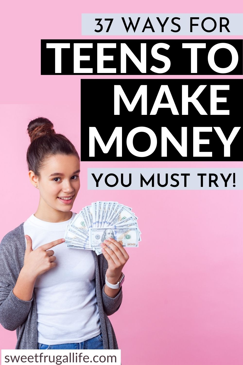 how teens can make money - ways for teenagers to earn money
