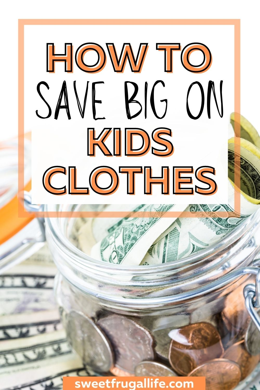 money saving tips for parents - cheap kids clothing