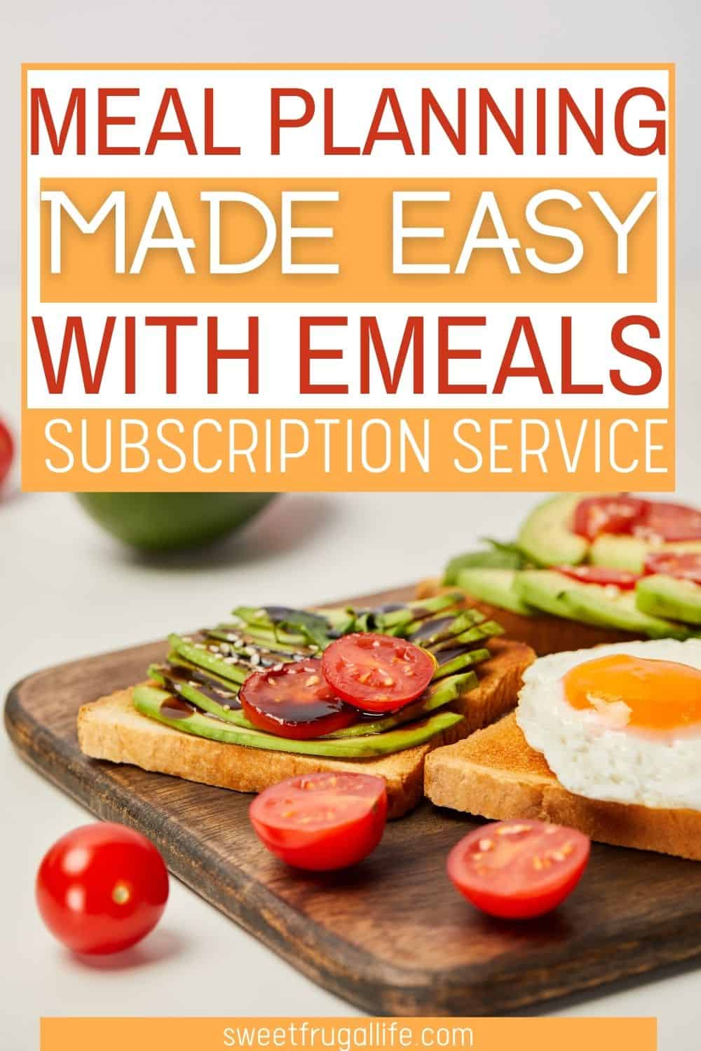 how to make meal planning easier - meal subscription review