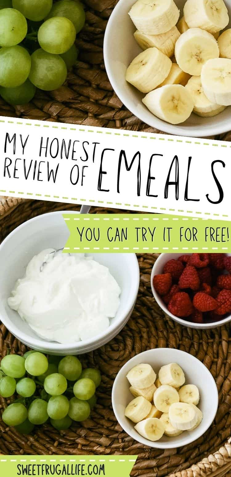 what is emeals - review of emeals