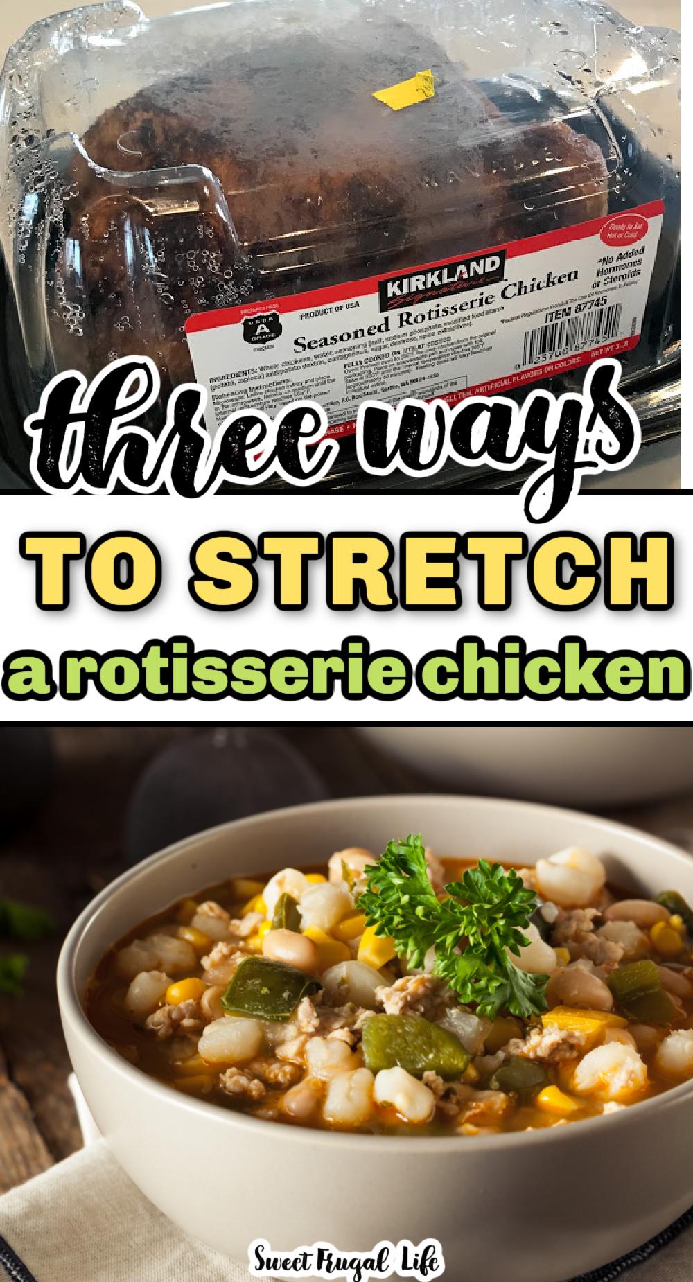 Costco chicken recipes - rotisserie chicken recipes