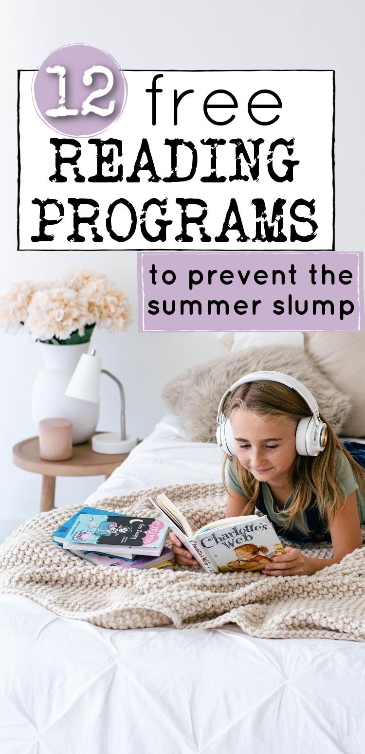 summer reading programs - best reading programs for kids