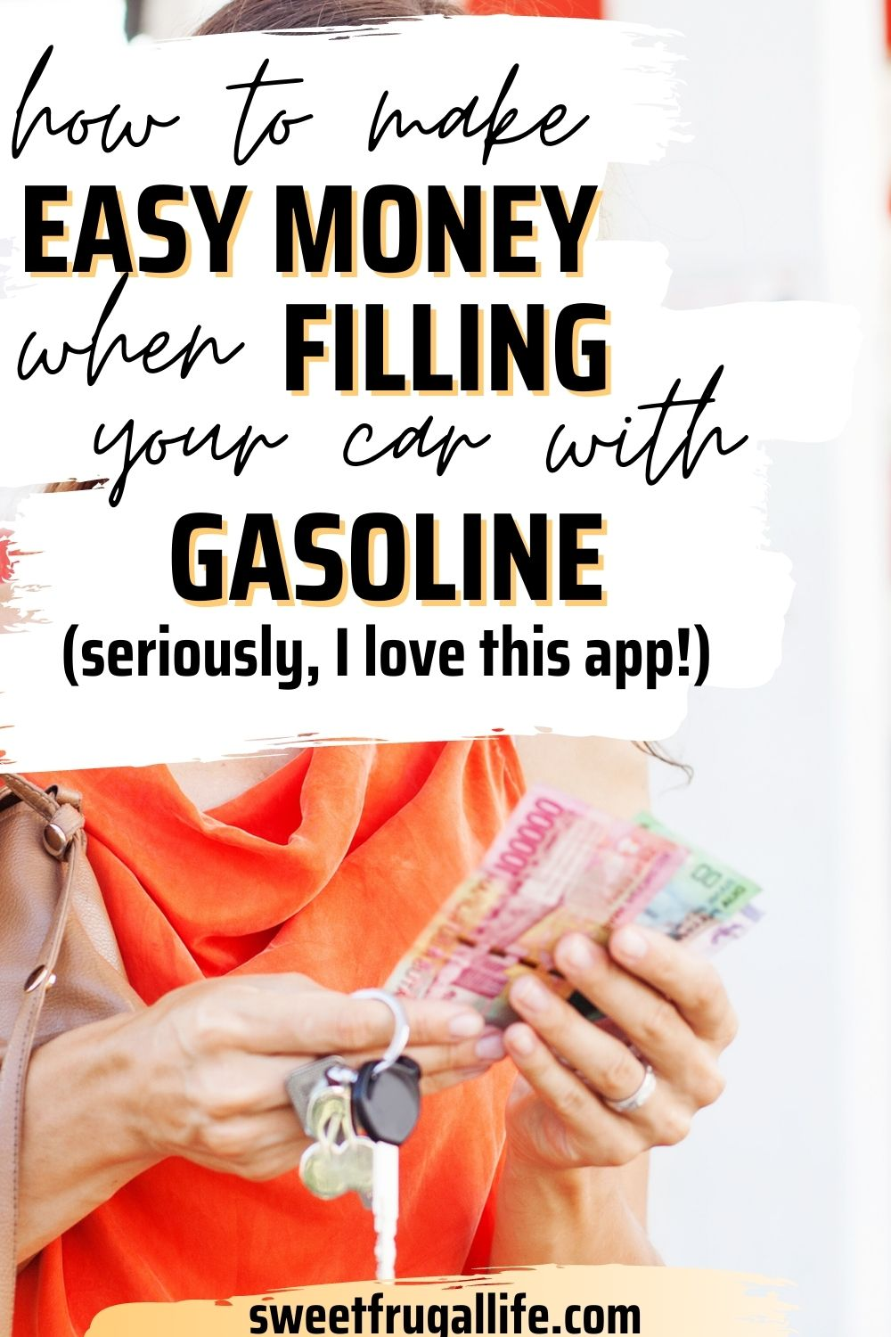 cash back app for fuel - how to save money on gas