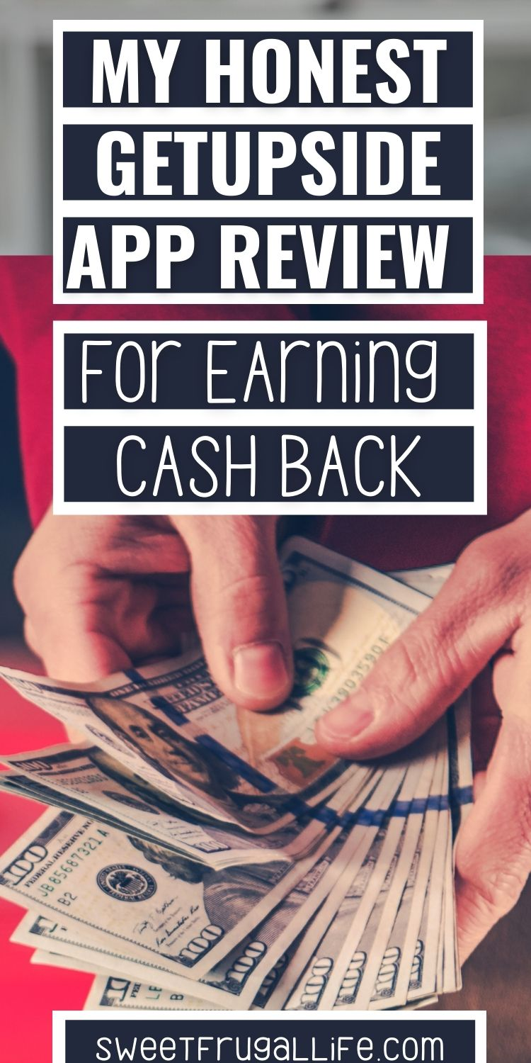 getupside app review - how to earn cash back on gas