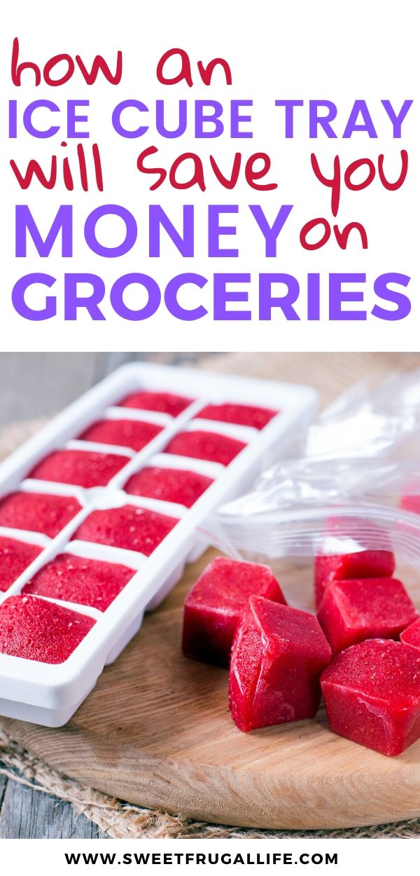 Save Money on Groceries With this one simple grocery hack! #savingmoney #groceryhack #grocerytip #foodtip #preservingfood #savingfood #frugaltips